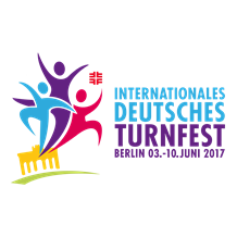 Freiwilligendienst: Logo, (c) Internationales Deutsches Turnfest Berlin 2017 - Internationales Deutsches Turnfest Berlin
